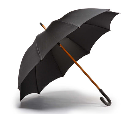 GENTLEMAN'S UMBRELLA No. 89 | BLACK