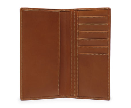 Load image into Gallery viewer, BREAST POCKET WALLET No. 145 | CHESTNUT LEATHER
