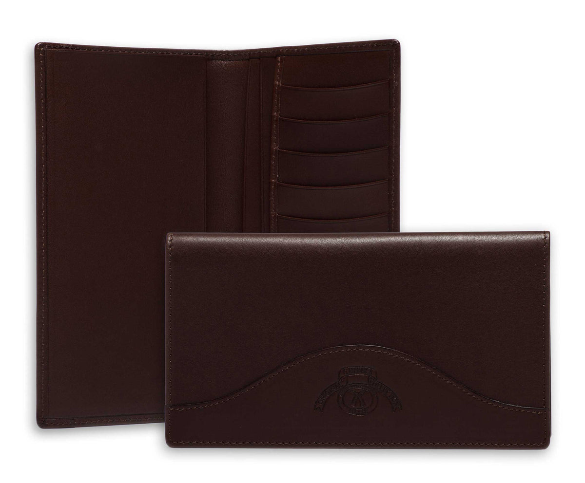 Breast Pocket Wallet No. 145 | Walnut Leather