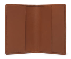 Passport Case No. 155 | Chestnut Leather