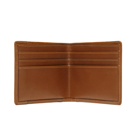 Load image into Gallery viewer, SLIM CLASSIC WALLET No. 203  | CHESTNUT LEATHER
