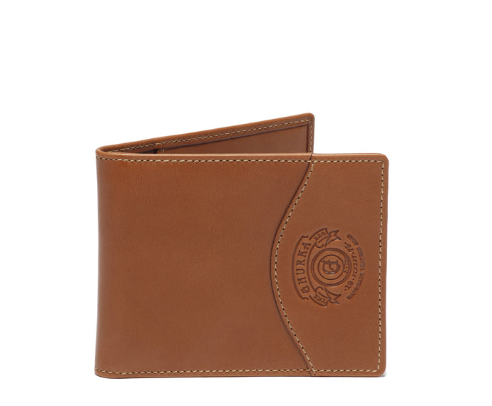 MONEY CLIP WALLET No. 133 | CHESTNUT LEATHER