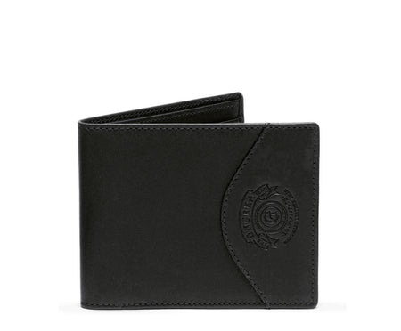 SLIM CLASSIC WALLET No. 203  | BLACK LEATHER