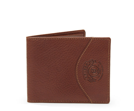 Load image into Gallery viewer, SLIM CLASSIC WALLET No. 203  | VINTAGE CHESTNUT LEATHER