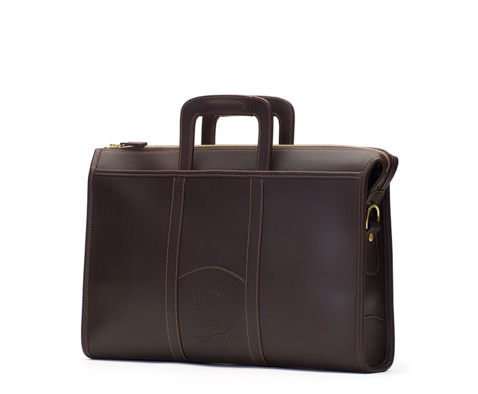 Expediter No. 34 | Walnut Leather