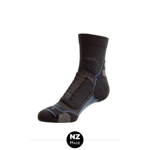 Mens - Nuyarn Quarter Sock