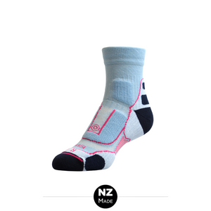 Women's - Nuyarn Quarter Sock