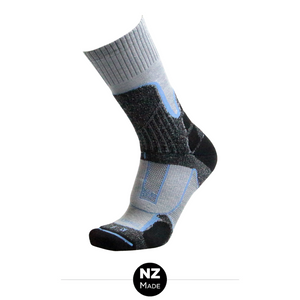 Mens - Nuyarn Hiker Crew Sock