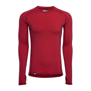 Men's Merino Wool Tech Baselayer Long Sleeve