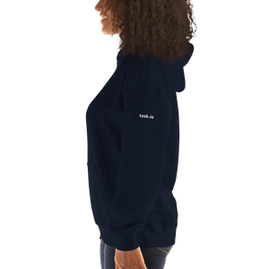 Task Blue - Hooded Sweatshirt