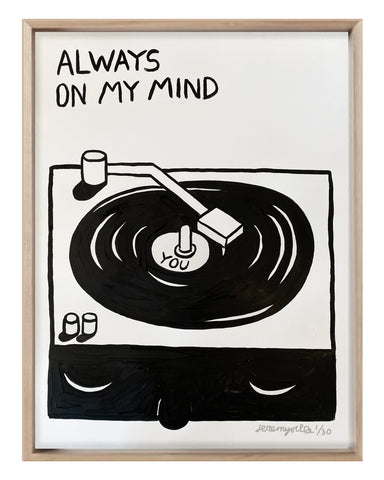 Always On My Mind (signed edition)