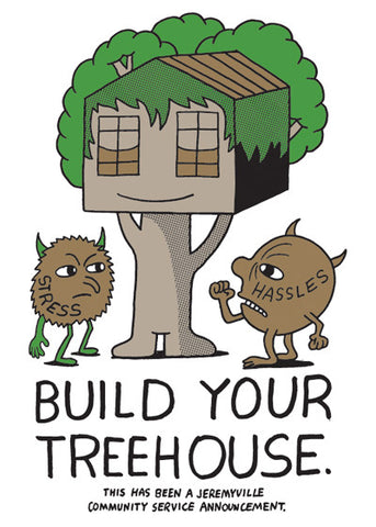 Build Your Treehouse