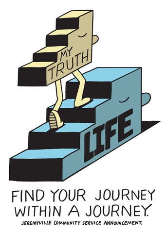 Find Your Journey Within A Journey