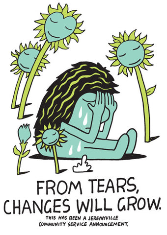 From Tears Changes Will Grow