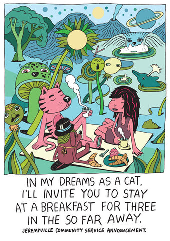 In My Dreams As A Cat