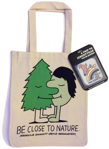 Be Close To Nature Tote