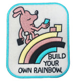 Build Your Own Rainbow Patch
