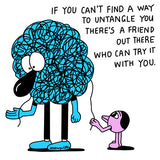 If You Can't Find A Way to Untangle You