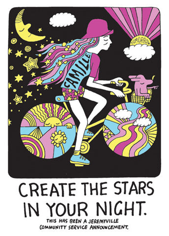 Create The Stars In Your Night