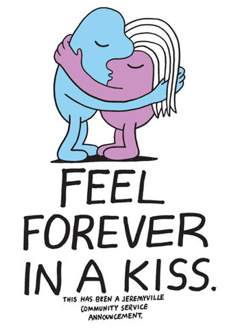 Feel Forever In A Kiss