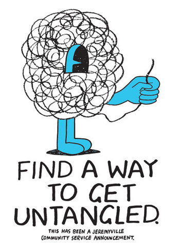 Find A Way To Get Untangled