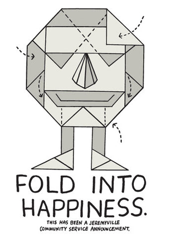 Fold Into Happiness