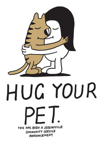 Hug Your Pet