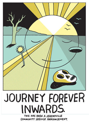 Journey Forever Inwards
