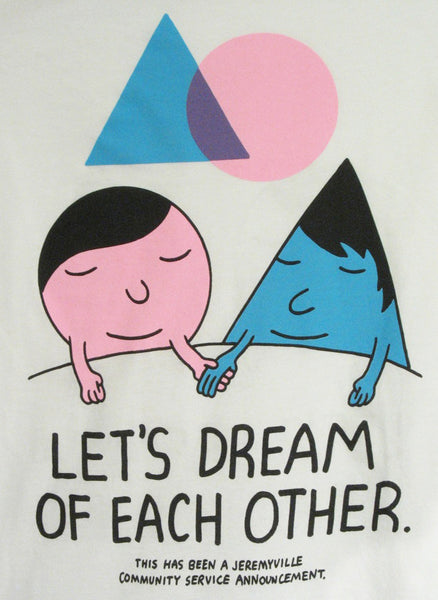 Let's Dream Of Each Other (F)