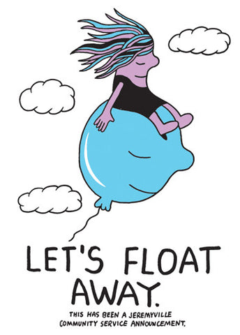 Let's Float Away