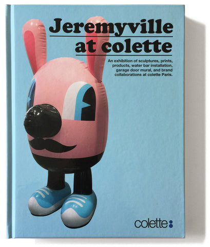 Jeremyville at colette