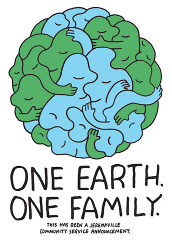 One Earth. One Family.