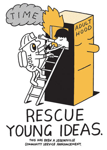 Rescue Young Ideas
