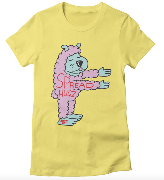 Jeremyville x Threadless