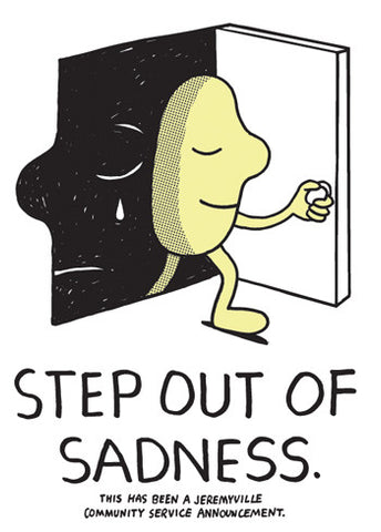 Step Out Of Sadness