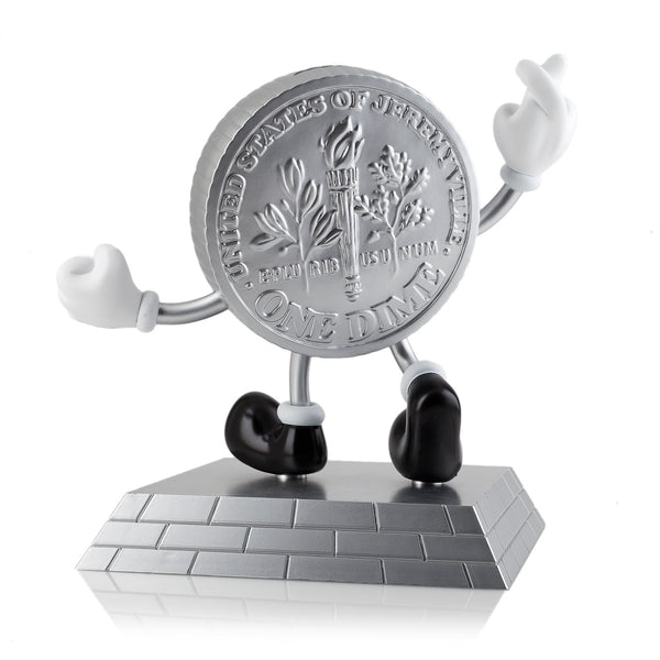 Lucky Dime Money Box
