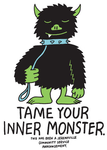 Tame Your Inner Monster