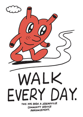 Walk Every Day