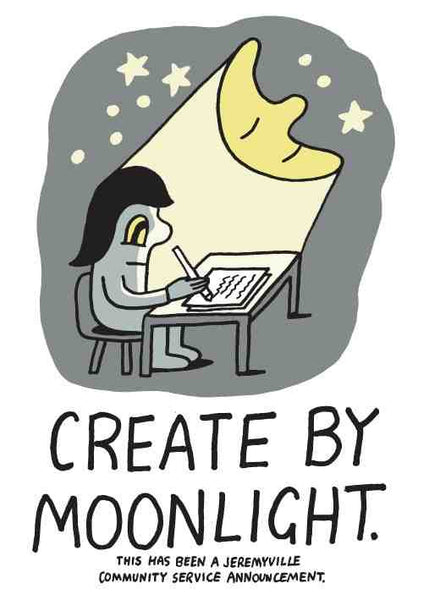 Create By Moonlight (F)