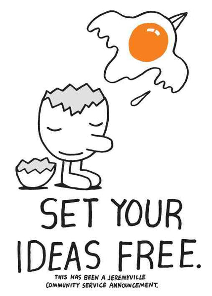 Set Your Ideas Free