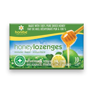 Honey Lozenges with Immune Boost