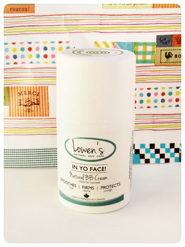 Vegan BB Facial Cream