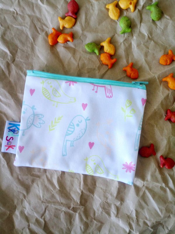 love bird snack bag (small)