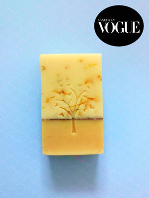 British Vogue best skincare products. Icebergwater soap from Bonavista, NL Canada 加拿大必買!冰山水肥皂