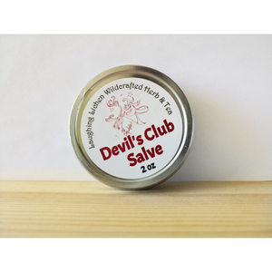 Devil's Club Salve- 2 oz