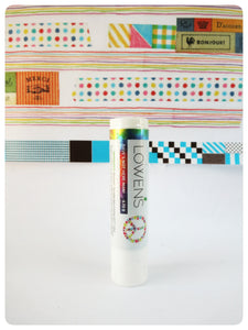 Lowen's Hemp Seed Oil Lip Balm EWG Approve. Made in Canada with Prairies Oils.