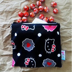 Hello Kitty snack bag (big)