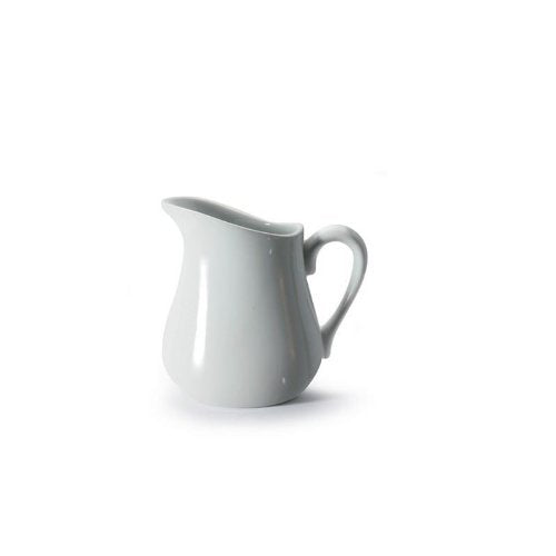 Bia Cordon Bleu Inc 900149 4 Oz White Porcelain Pitcher 4 Pack