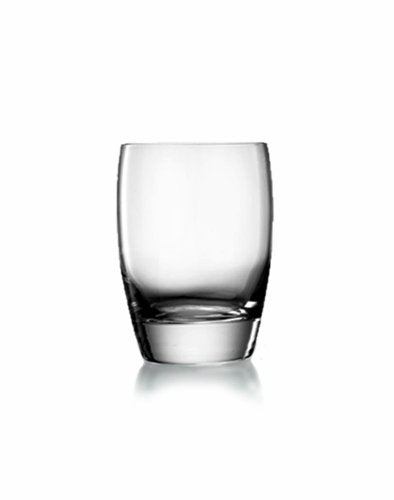 Luigi Bormioli Set of 4 Michelangelo Masterpiece 12-Oz. Double Old Fashioned Glasses