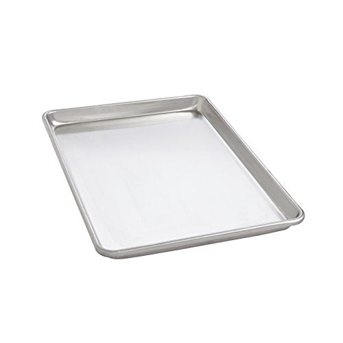 Mrs. Anderson's Baking Big Sheet Pan, 16-Inches x 22-Inches, Heavyweight Commercial Grade 19-Gauge Aluminum